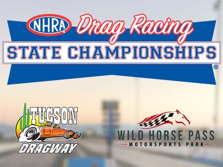 Tucson Dragway & Wild Horse Host State Championship!
