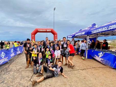 Tucson Dragway Hosts Terrain Race, a 5K Foot Race!