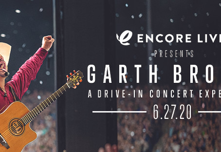 Garth Brooks Drive-In Concert Experience at Tucson Dragway!