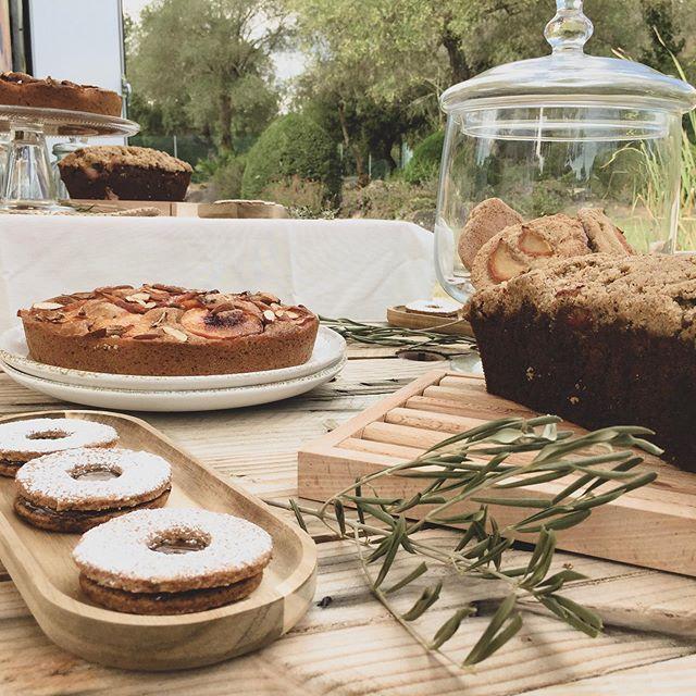🌿☀️ #gourmandise #cake #gateau #biscuit