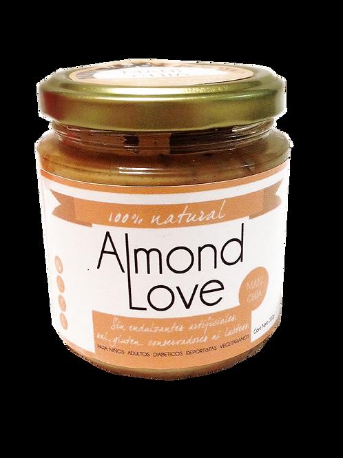 Almond Love - Maní Chía