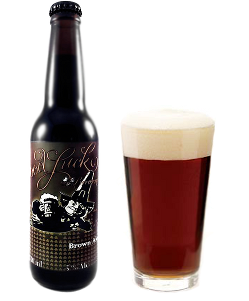 GOOD-LUCK  Brown Ale