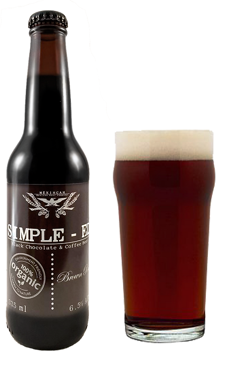 SIMPLE-ED  Brown porter