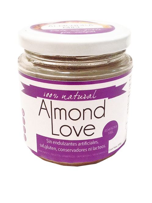 Almond Love - Almendra Miel