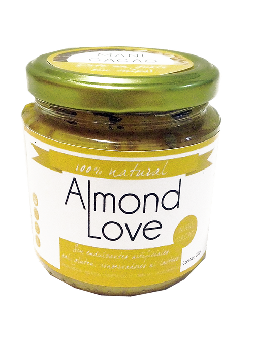 Almond Love - Maní - Cacao