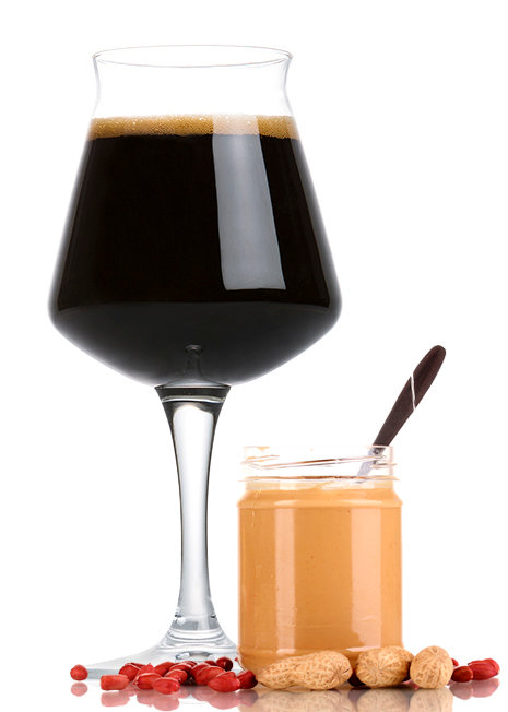 PEANUT BUTTER STOUT