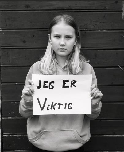 Marna, 11 yrs old, Kil, Norway, 2021
