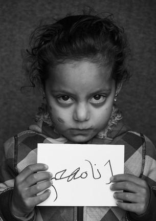 Zaynab, 6 yrs old