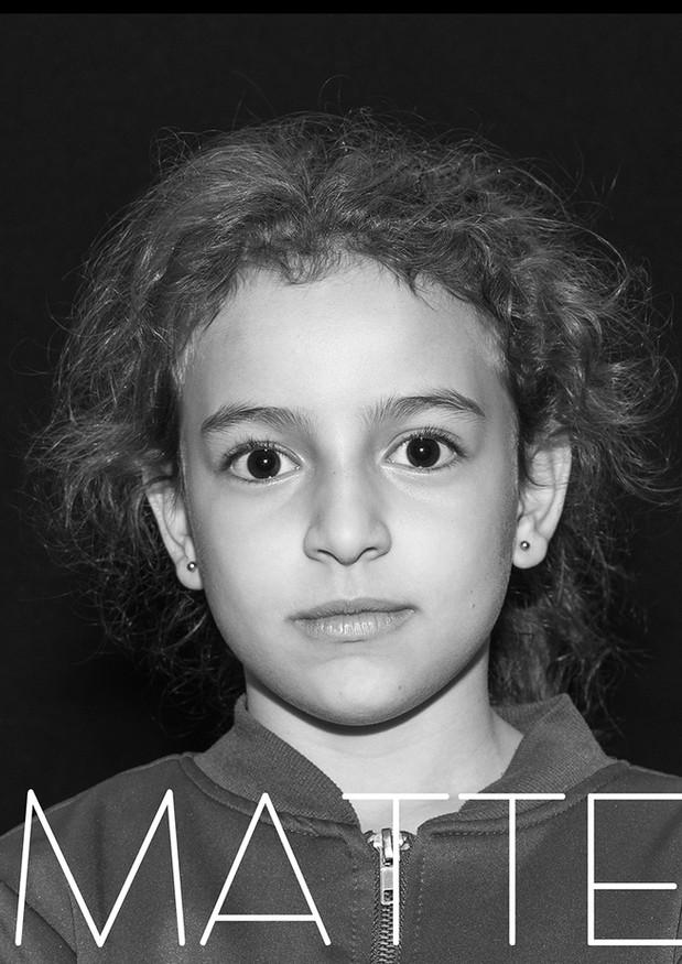 Esraa, 8 yrs old