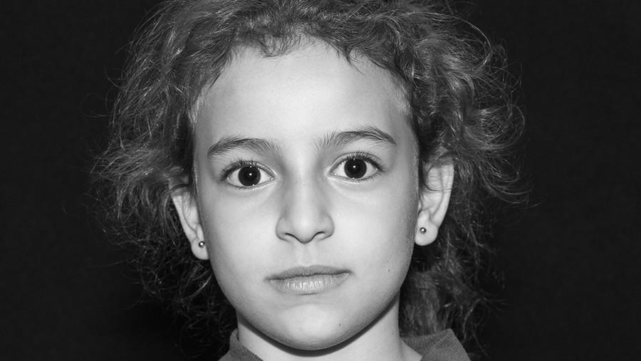 Esme, 8 yrs old