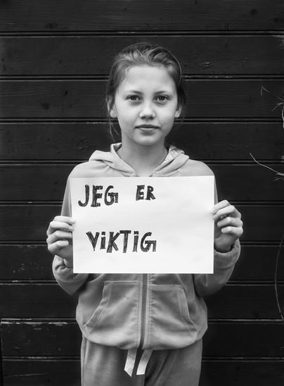 Wilma, 11 yrs old, Farsjø, Norway, 2021