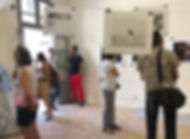 Omar Imam / CASE Art Fund presentation in Arles