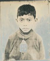 """Children of Angkar #5, 2021  10 x 8"""" Dag"""