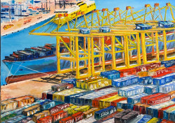 Port et containers