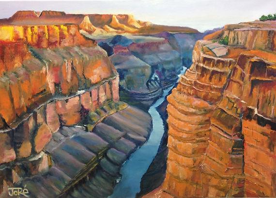 USA, Grand Canyon, colorado