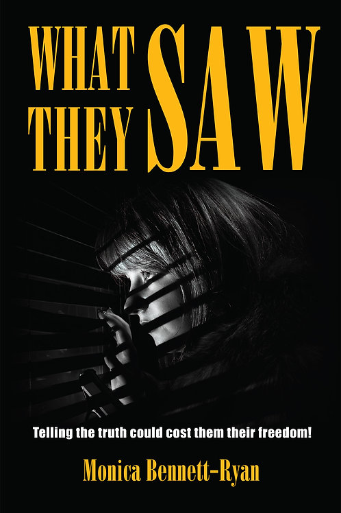 WHAT THEY SAW           (Paperback)