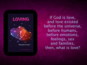 LOVE - what a loaded word!
