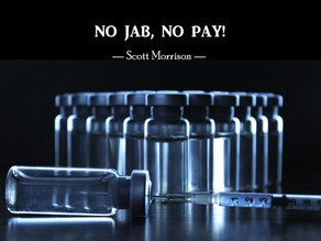 No jab, no pay, is coercion!