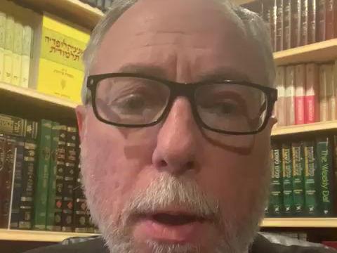 Rabbi Dr. Aaron Glatt endorses convalescent COVID-19 plasma
