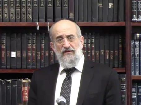 Rabbi Yisrael Reisman endorses convalescent COVID-19 plasma