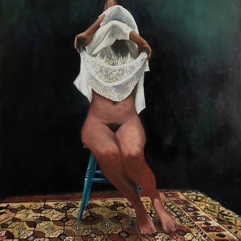 Model Painting Master Program - Abeer El Khateb