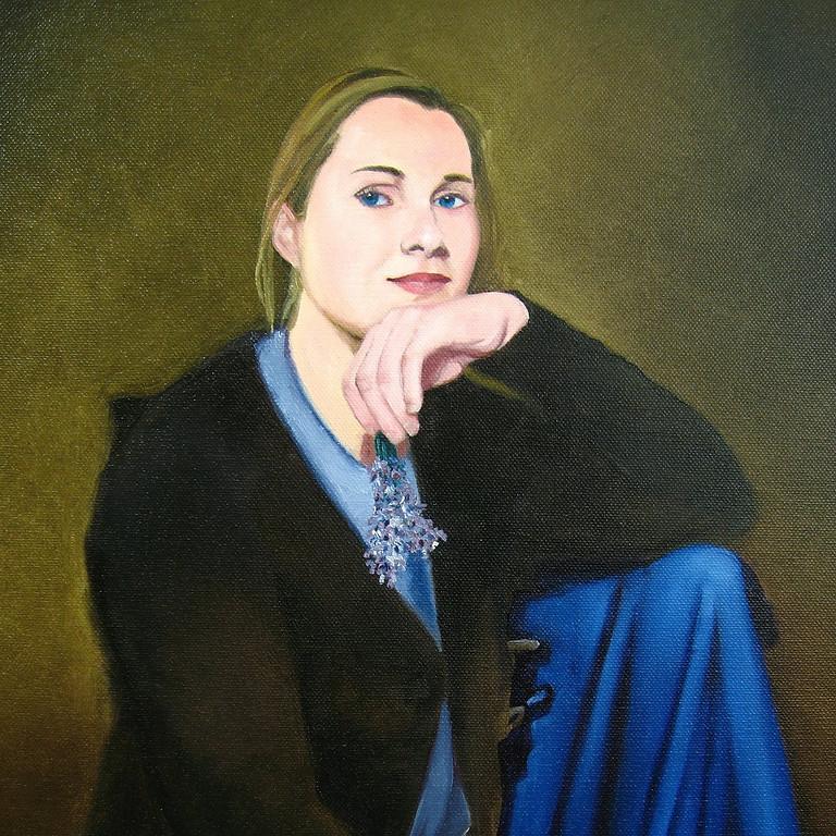 Portrait Painting Master Program - Abeer El Khateb