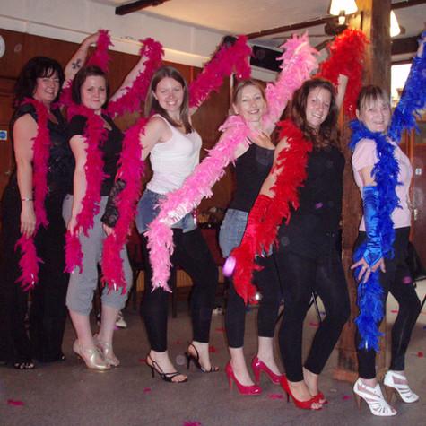 Burlesque Parties