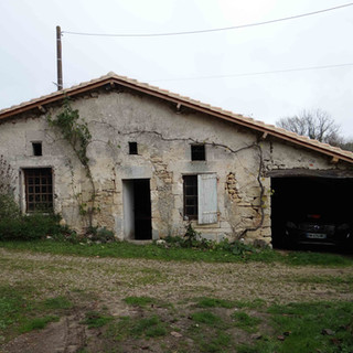 Rénovation de la maison de gardien - Mouthiers/Boëme (16)
