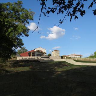Aménagement d'une grange avec extension - Fontaine Chalendray (17)