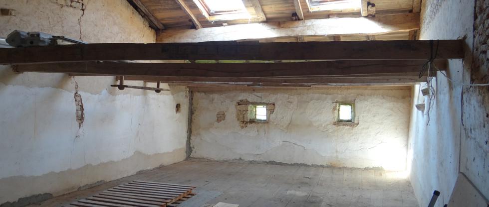 Etage maison centrale