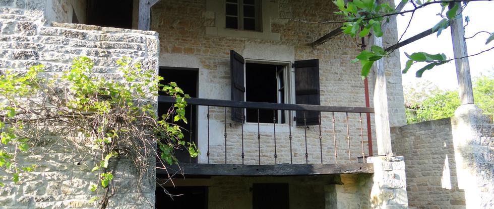 maison à balet