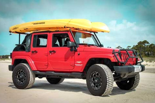 Watersports Adventure Rack with LED Light Bar