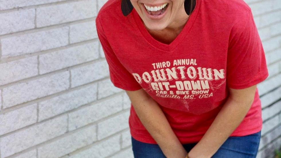 3rd Annual DGD V-neck Shirt