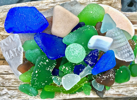 Some more great Long Island Sea Glass!