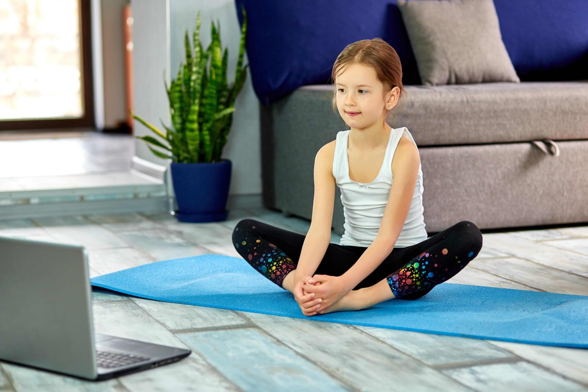Yoga & Meditation for Kids