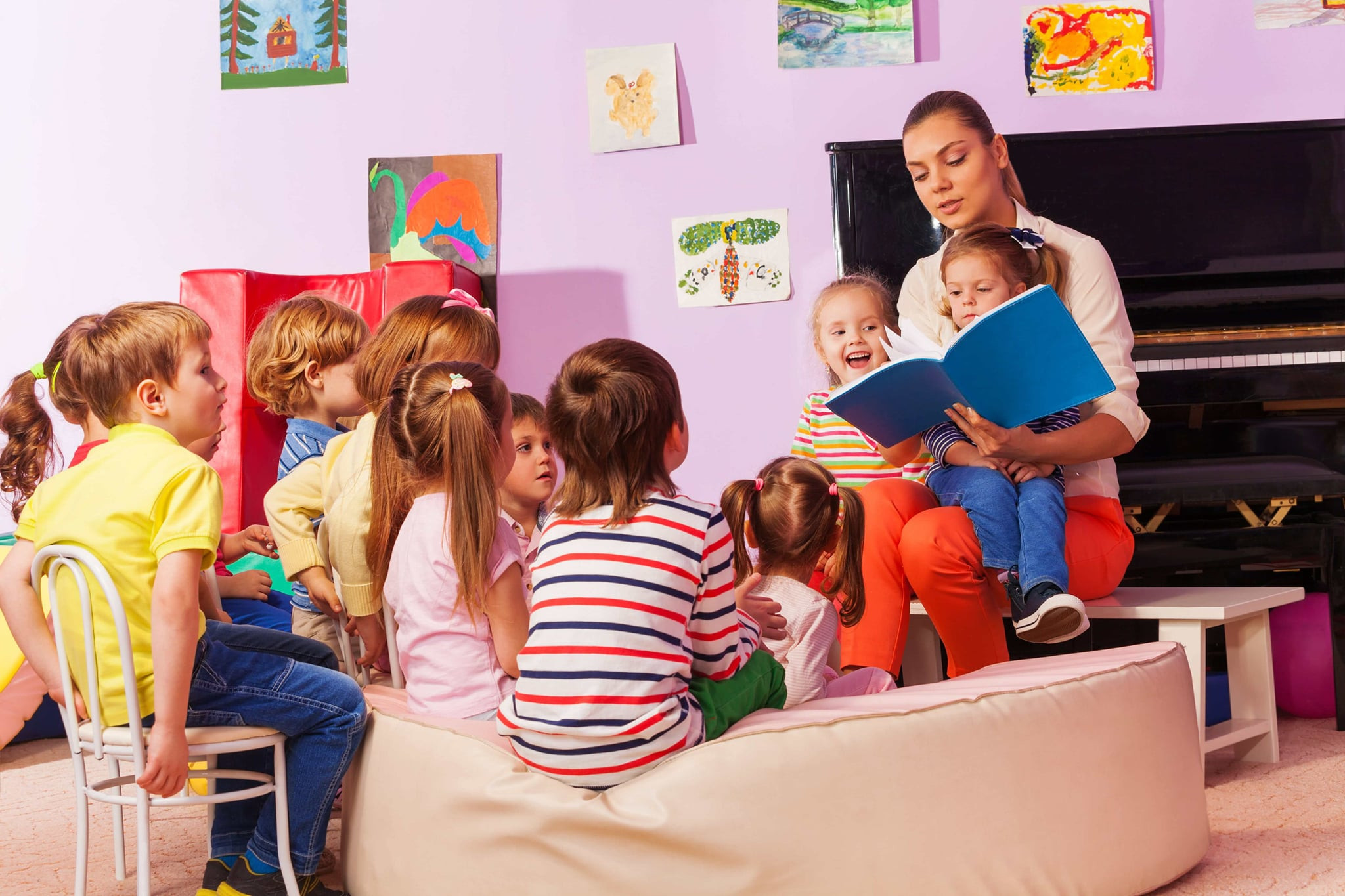 Kids' Storytelling & Imagination