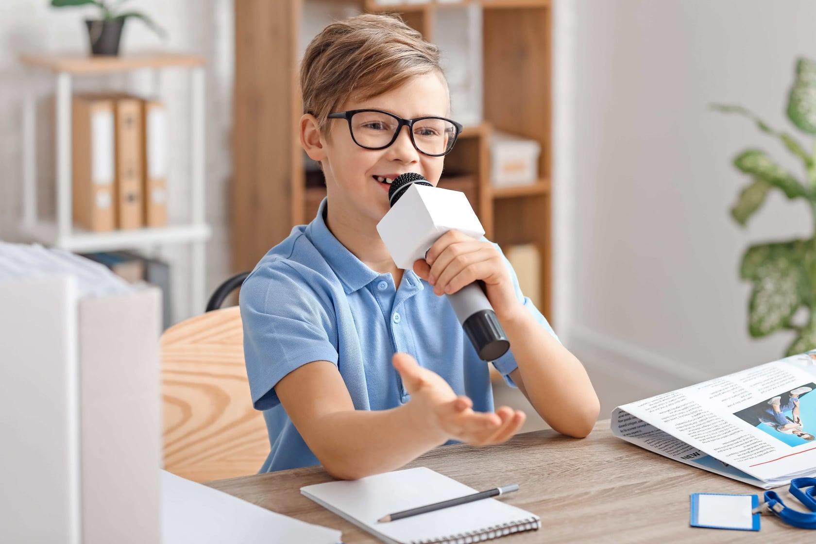 Elocution & Public Speaking