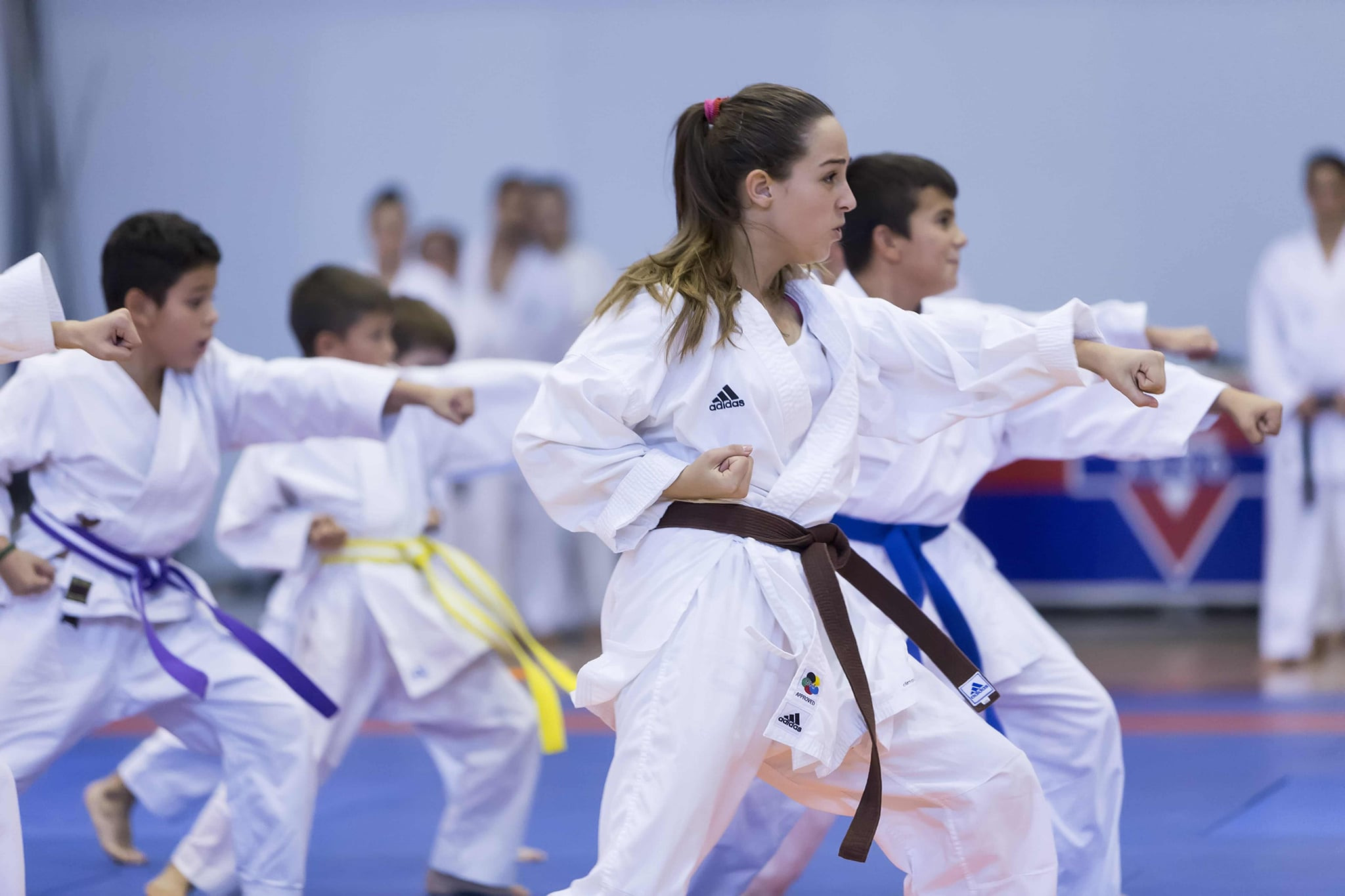Self Defence & Karate