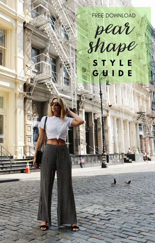 Pear Shape Style - Bree Warren