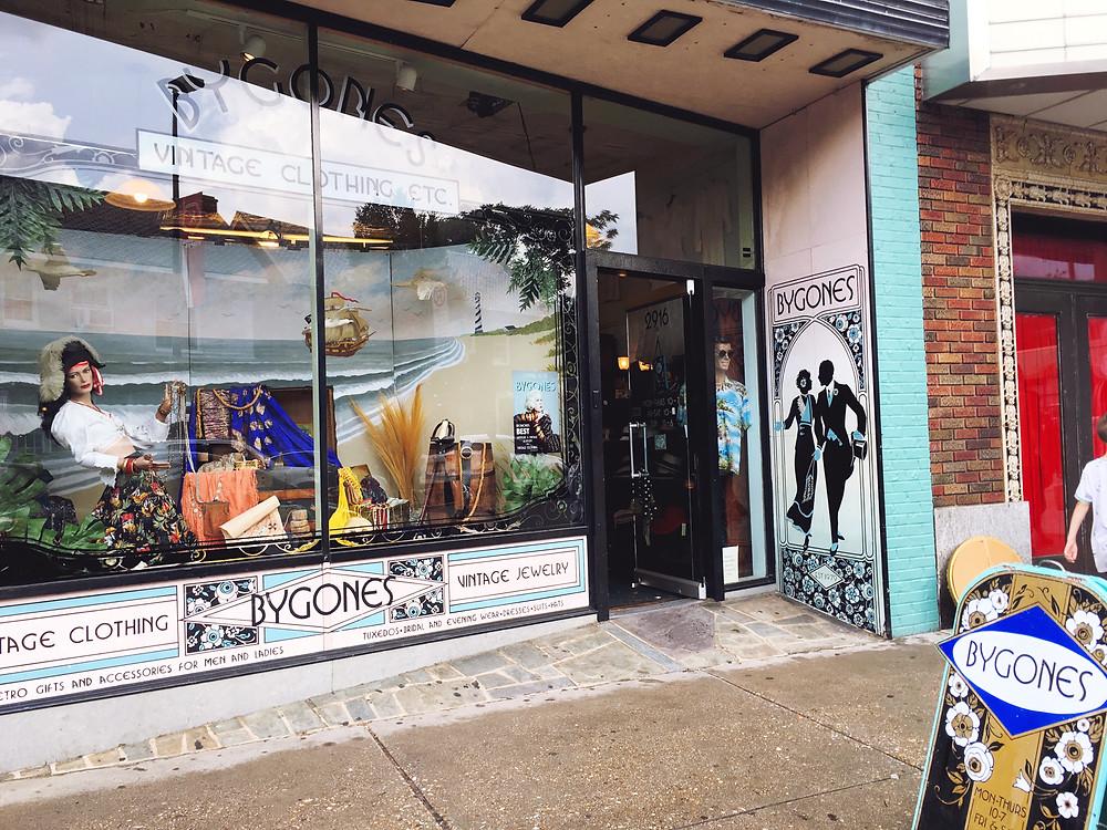 Bygone's Vintage Richmond, VA