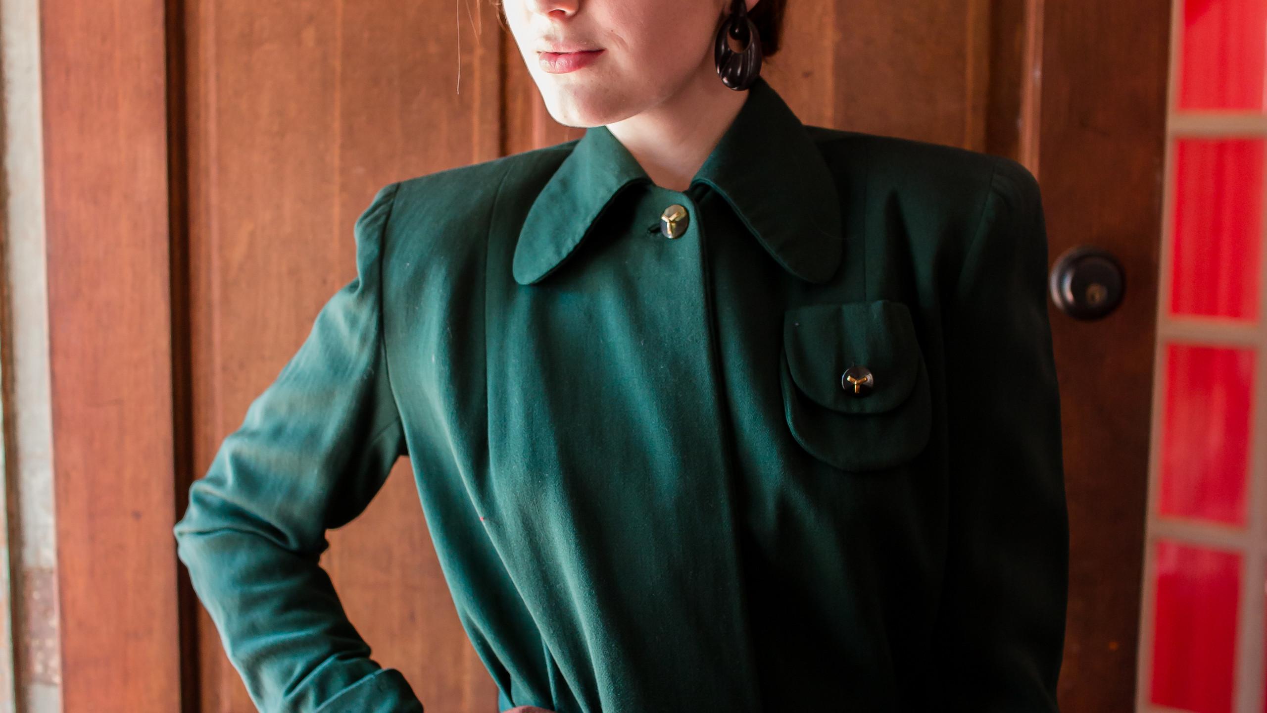 Vintage 40's Jacket