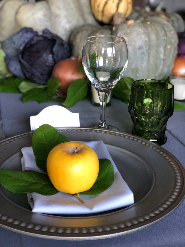 How to Create a Stunning Thanksgiving Table