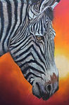African Sunset pastels polychromos For F