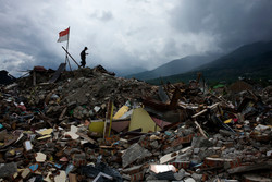 Palu Earthquake/Tsunami 2018