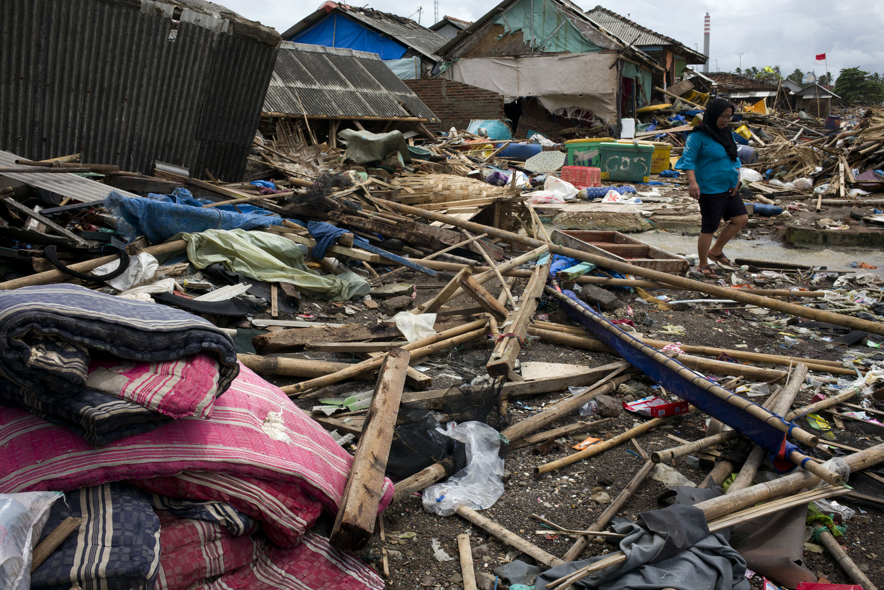 Sunda Strait Tsunami 2018