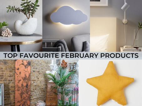 My Top February Product Picks