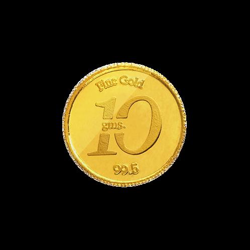 10 Gms. 24K Gold Coin