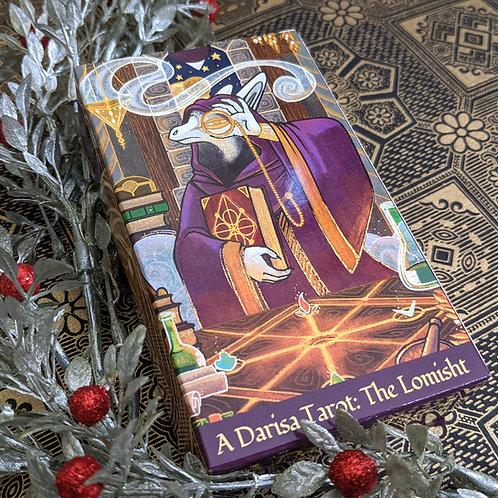 """""""A Darisa Tarot: The Lomisht"""" Tarot Deck"""