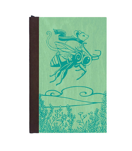 Step 3: Customize 4x6 Bee Rider Magnetic Journal