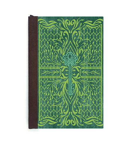 Step 3: Customize 4x6 Enchanted Key Magnetic Journal